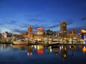 weekend getaways from baltimore